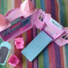 Barbie y Ken: CASA CASTILLO PRINCESA CISNE BARBIE EL LAGO DE LOS CISNES. Lote 44918642