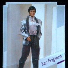 Barbie y Ken: PEGATINA STICKER KEN FRAGANCIA MATTEL. Lote 45361691