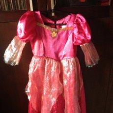 Barbie y Ken: DISFRAZ DE BARBIE PRINCESA DEL CASTILLO (DE 5/7 AÑOS). Lote 45408018