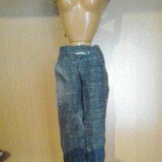 Barbie y Ken: PANTALON VAQUERO BARBIE JEANS DE LOS 80. Lote 46348995