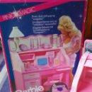 Barbie y Ken: BARBIE SWEET ROSES ESCRITORIO BUREAU MÁGICO MATTEL ORIGINAL 1991. Lote 158951520