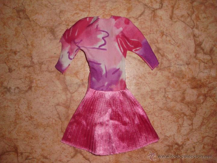 PRECIOSO VESTIDO DE BARBIE ALTA COSTURA MODA BARBIE PFS (Juguetes - Muñeca Extranjera Moderna - Barbie y Ken - Vestidos y Accesorios)