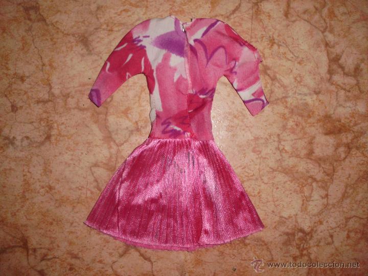 Barbie y Ken: precioso vestido de barbie alta costura moda barbie pfs - Foto 2 - 46872738