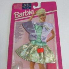 Barbie y Ken: VESTIDO BARBIE COLECCION COCTAIL, EN BLISTER. CC. Lote 104757788