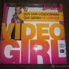 Barbie e Ken: BARBIE VIDEO GIRL - CON CAMARA INCORPORADA. CURIOSA.. Lote 47741495