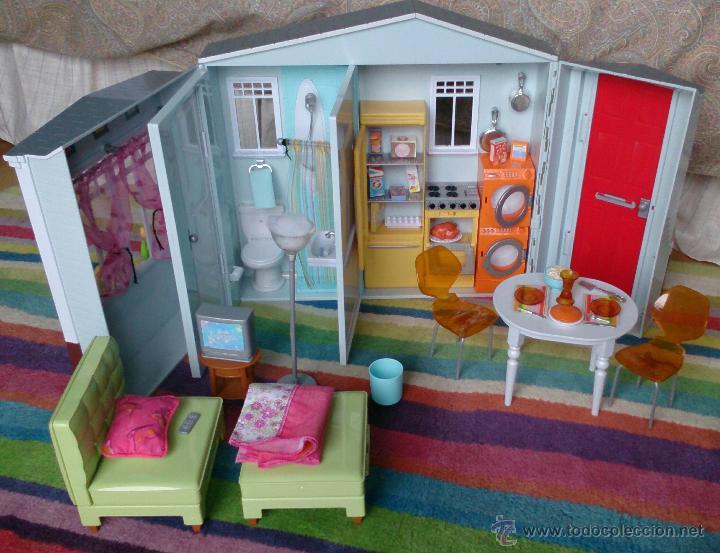 Casa sonidos m gicos de barbie original mattel comprar - Casa de barbie con ascensor ...