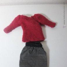 Barbie y Ken: BARBIE CONGOST - CONJUNTO SHOPPING FALDA Y JERSEY - MODA REVERSIBLE. Lote 47857299