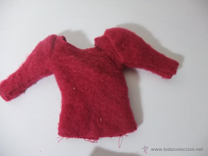 Barbie y Ken: barbie congost - conjunto shopping falda y jersey - moda reversible - Foto 2 - 47857299