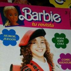 Barbie y Ken: REVISTA Nº3 BARBIE AÑOS 80. Lote 48596143