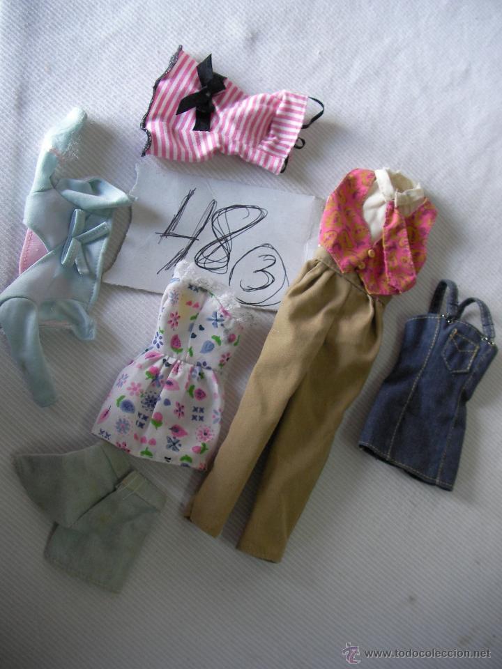 ROPAS DE BARBIE - ENVIO GRATIS A ESPAÑA (Juguetes - Muñeca Extranjera Moderna - Barbie y Ken - Vestidos y Accesorios)