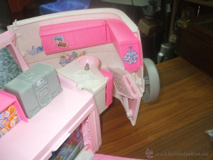 Barbie y Ken: Auto caravana de Barbie ,esta nueva sin estrenar en de 2004-5 (ver fotos y leer descripcion) - Foto 6 - 48808084