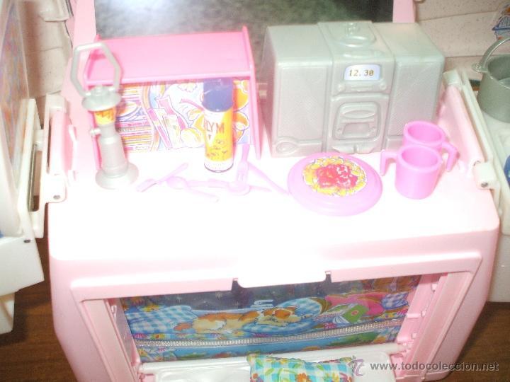 Barbie y Ken: Auto caravana de Barbie ,esta nueva sin estrenar en de 2004-5 (ver fotos y leer descripcion) - Foto 7 - 48808084
