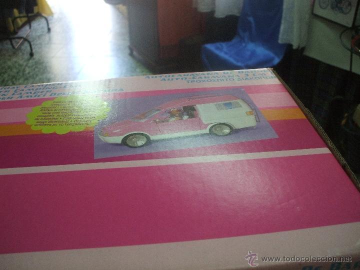 Barbie y Ken: Auto caravana de Barbie ,esta nueva sin estrenar en de 2004-5 (ver fotos y leer descripcion) - Foto 10 - 48808084