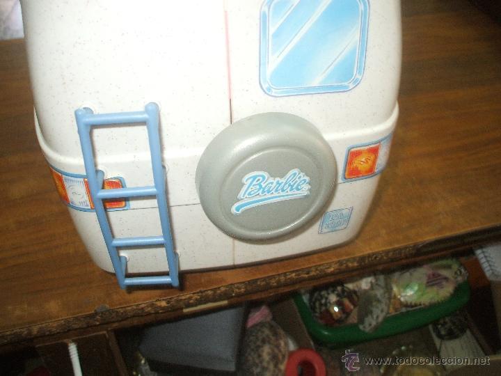 Barbie y Ken: Auto caravana de Barbie ,esta nueva sin estrenar en de 2004-5 (ver fotos y leer descripcion) - Foto 17 - 48808084