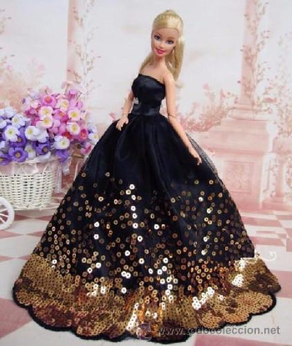vestido de novia para barbie o muñeca similar. - Comprar Barbie y ...