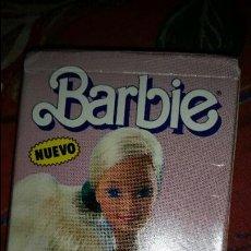 Barbie y Ken: BARAJA INFANTIL BARBIE. COMPLETA HERACLIO FOURNIER, S.A. 1989. Lote 50677355