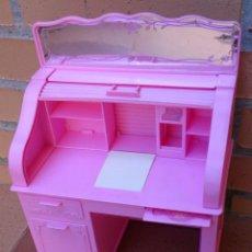 Barbie y Ken: BARBIE ESCRITORIO MÁGICO SWEET ROSES BUREAU MATTEL 1988. Lote 51117225