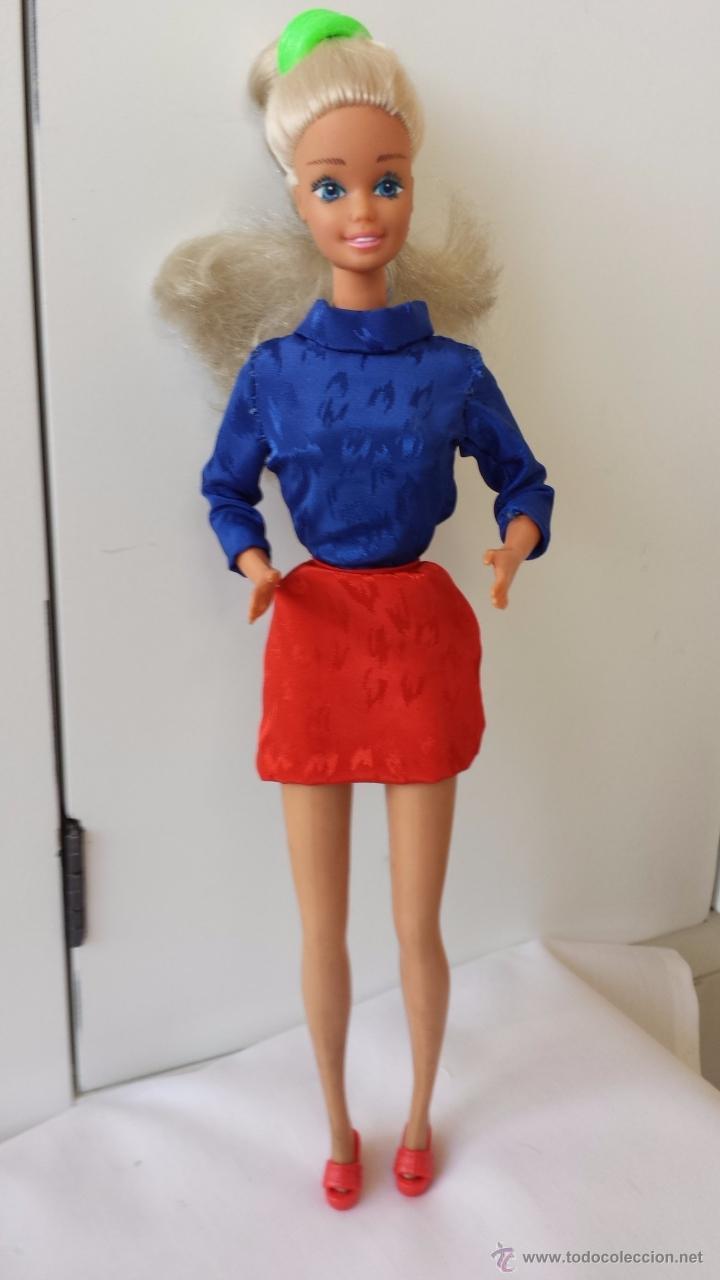 Barbie y Ken: BARBIE DIAMANTES 1986 - Foto 2 - 51580242