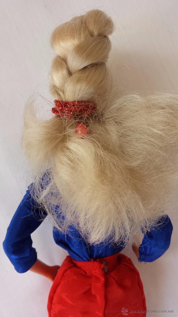 Barbie y Ken: BARBIE DIAMANTES 1986 - Foto 3 - 51580242