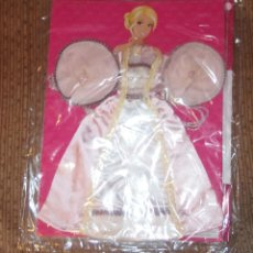 Barbie y Ken: BARBIE COLECCION VESTIDOS DEL MUNDO,ITALIA,MATTEL,2012,BLISTER,A ESTRENAR. Lote 195886432