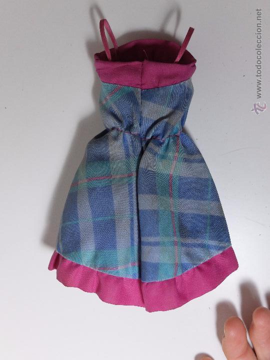 Barbie y Ken: vestido barbie congost moda reversible - Foto 3 - 51791162