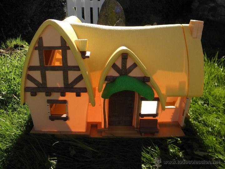 casa de los siete enanitos de blancanieves de comprar