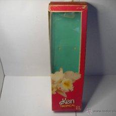 Barbie y Ken: CAJA DE KEN TROPICAL. Lote 52268260
