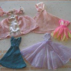 Barbie y Ken: LOTE DE VESTIDOS PARA BARBIE - CARNAVAL DE VENECIA, RUSIA, BAILE EN VIENA.... Lote 52457481