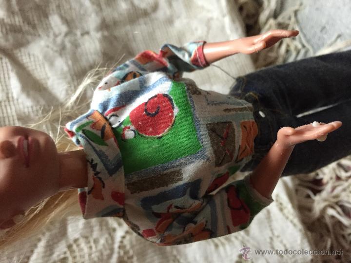 Barbie y Ken: Conjunto de pantalón y torera de la muñeca Barbie - Foto 3 - 52616205