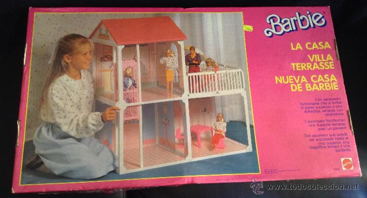 La Casa Villa Terrasse Nueva Casa De Barbie Mat Comprar