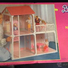 Barbie y Ken: LA CASA VILLA TERRASSE NUEVA CASA DE BARBIE MATTEL 1988. Lote 52815381