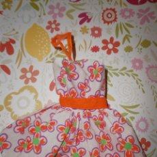 Barbie y Ken: VESTIDO ESTAMPADO BARBIE. Lote 52957972