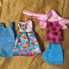 Barbie y Ken: LOTE DE ROPITA PARA BARBIE O SIMILAR. Lote 53296446