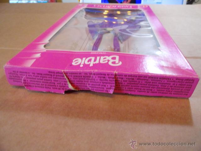 Barbie y Ken: CAJA BLISTER CONJUNTO BARBIE LINGERIE FASHION AVENUE COLLECTION (ASST.14292) - Foto 4 - 53354415