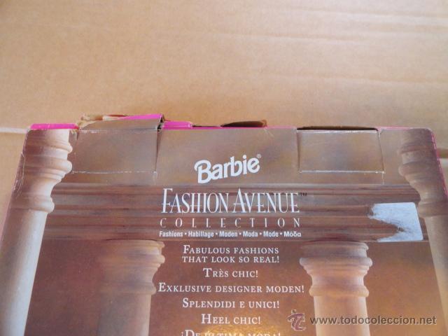 Barbie y Ken: CAJA BLISTER CONJUNTO BARBIE LINGERIE FASHION AVENUE COLLECTION (ASST.14292) - Foto 5 - 53354415