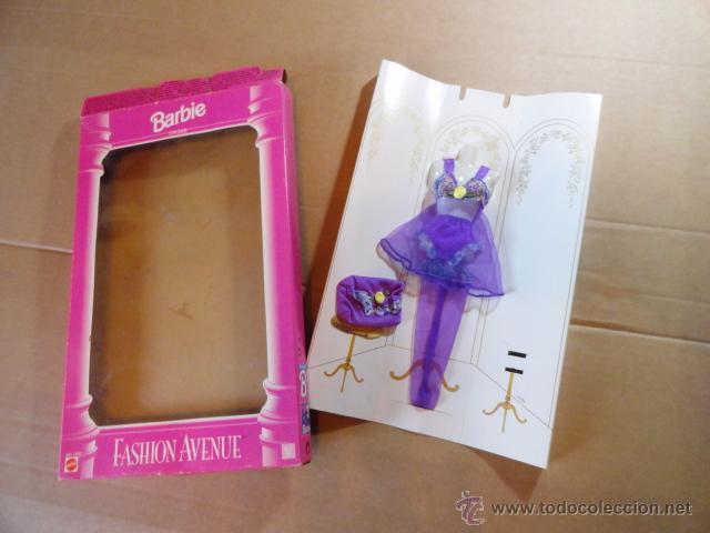 Barbie y Ken: CAJA BLISTER CONJUNTO BARBIE LINGERIE FASHION AVENUE COLLECTION (ASST.14292) - Foto 7 - 53354415