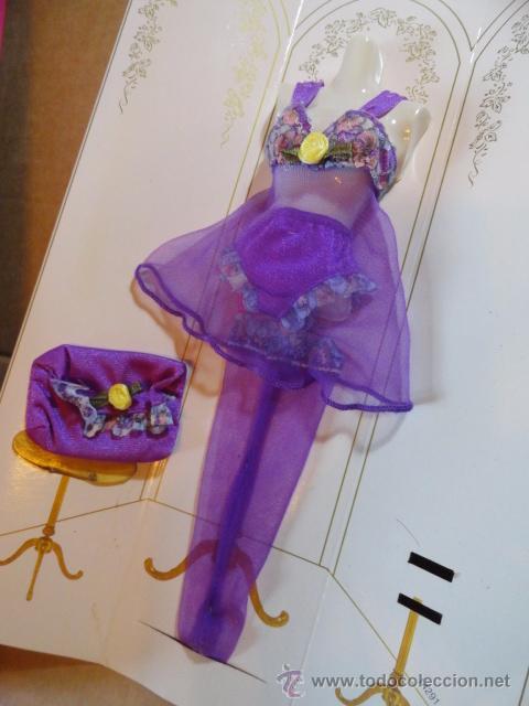 Barbie y Ken: CAJA BLISTER CONJUNTO BARBIE LINGERIE FASHION AVENUE COLLECTION (ASST.14292) - Foto 8 - 53354415