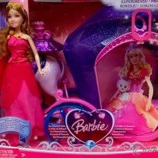 Barbie y Ken: BARBIE EL CASTILLO DE DIAMANTES. Lote 53601720