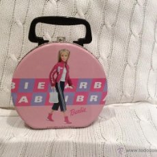 Barbie y Ken: MALETÍN DE METAL BARBIE. Lote 53872223