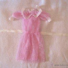 Barbie y Ken: VESTIDO BARBIE FAMILIA CORAZÓN MATTEL. Lote 54242506