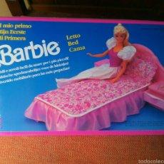 Barbie y Ken: BARBIE CAMA. Lote 117670532