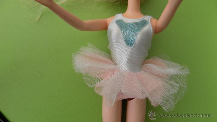 VSTIDO BAILARINA VINTAGE PARA MUÑECA BARBIE (Juguetes - Muñeca Extranjera Moderna - Barbie y Ken - Vestidos y Accesorios)