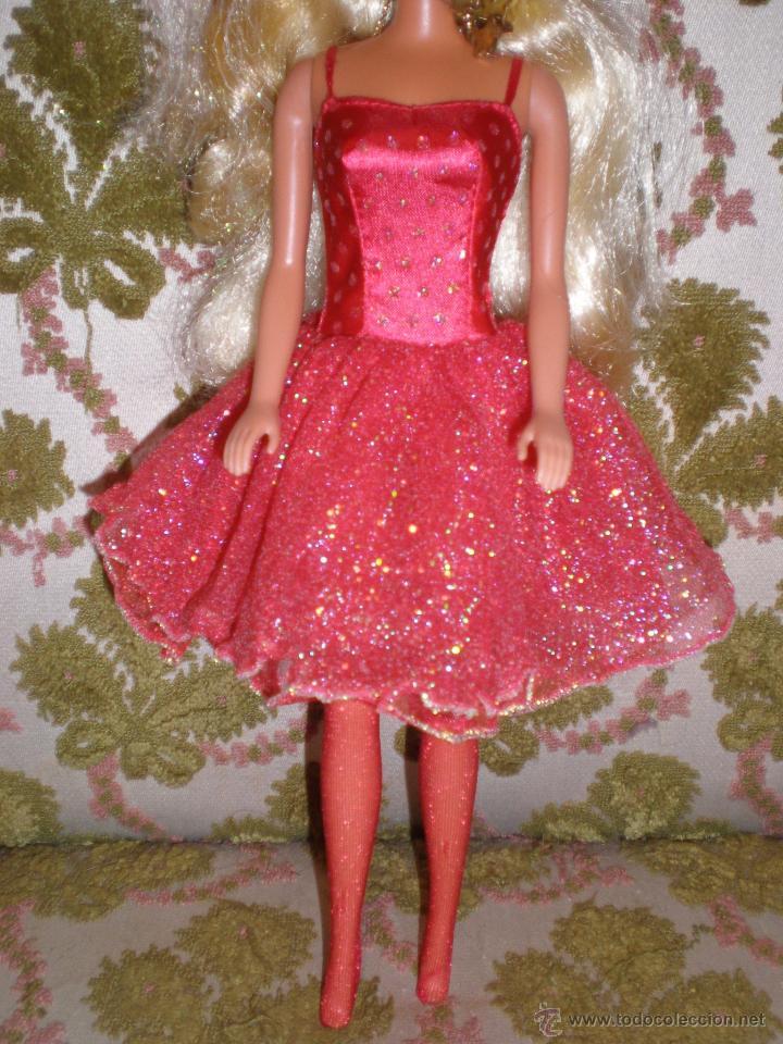 vestido tipo fiesta con medias incorporadas !!! - Comprar Barbie y ...