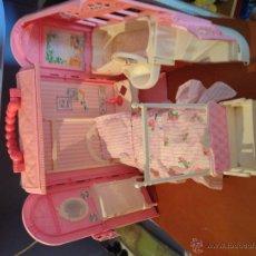 Barbie y Ken: DORMITORIO BARBIE AÑOS 90. Lote 54925386