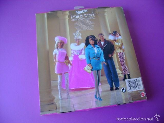 Conjunto Barbie Fashion Avenue Deluxe 14306 Mat Sold Through Direct Sale 55693859