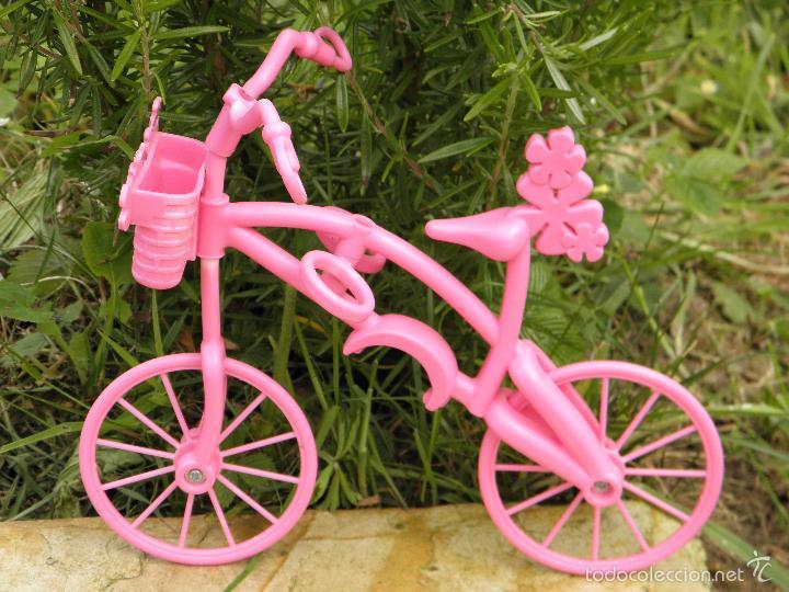 En Enganchar Un Rosa MattelSe Puede Niña Barbie Manillar De Bicicleta 4L5q3AjR