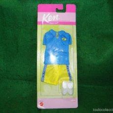 Barbie y Ken: TRAJE DE KEN - MATTEL . Lote 56671199