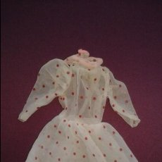 Barbie y Ken: PRECIOSO Y ANTIGUO VESTIDO CONGOST MODELO NIZA DE BARBIE MATTEL SPAIN. Lote 57192304