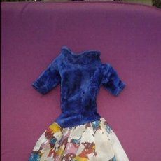 Barbie y Ken: ANTIGUO VESTIDO DE BARBIE SPAIN CONGOST. Lote 57194285