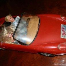 Barbie y Ken: BARBIE, KEN Y PORSCHE. Lote 57389243